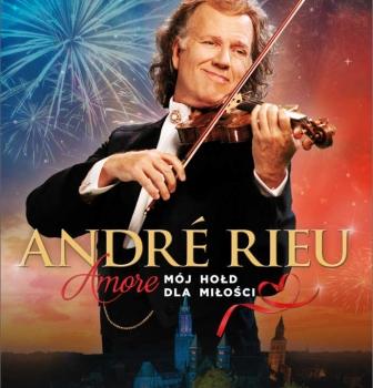 Andre Rieu – Amore – mójhołd dla miłości – 15.08 godz.17:00