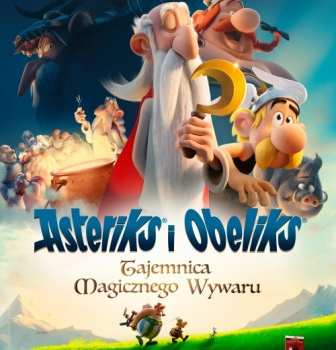 Asteriks iObeliks: Tajemnica magicznego wywaru  – od18.01