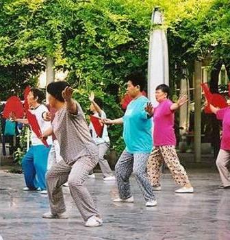 #NIC: Qigong – ćwiczenia – plener 11.08, godz.12:00