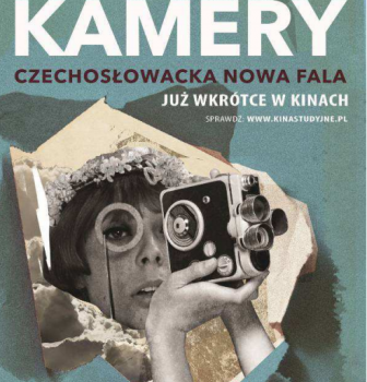 Buntownicy kamery – czechosłowacka nowa fala – od2 listopada
