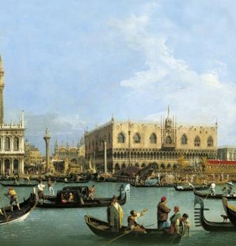 Canaletto isztuka Wenecji –  9.11, godz.15:00