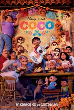 Coco – pokazy specjalne 26.10 godz.11:00, 27.10 godz.12:00