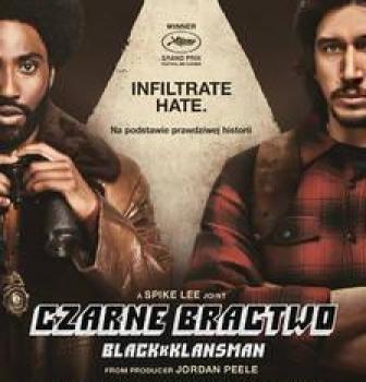 Czarne bractwo. BlacKkKlansman – od14.09