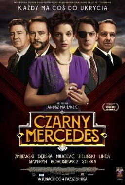 Czarny mercedes – od4.10