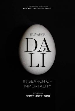 Salvador Dali – wposzukiwaniu nieśmiertelności – 6.04, godz.15:00, 7.04, godz.15:00