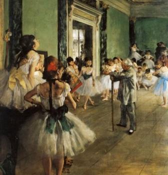Degas. Umiłowanie perfekcji – 23.11, godz.15:00