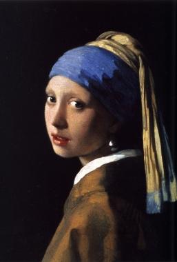 Dziewczyna zperłą iinne skarby haskiego Mauritshuisu  – 7.04 godz.15:00