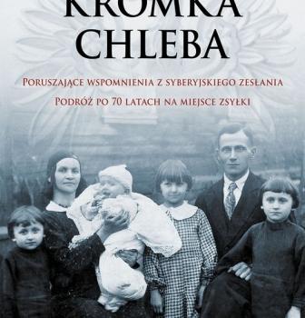 Promocja książki KROMKA CHLEBA Dagmary Dworak – 1.03, 17:30