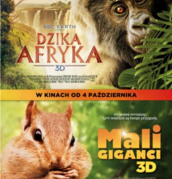Mała Akademia BBC Earth -Dzika Afryka, Mali giganci, Spacer zdinozaurami