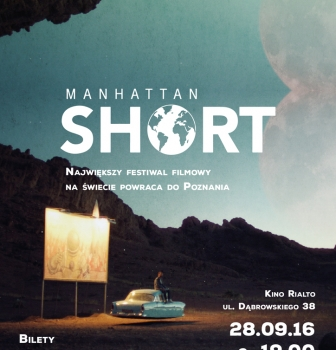 MANHATTAN SHORT 2016 – 28.09 19:00