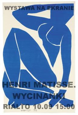 Henri Matisse. Wycinanki – Wystawa naekranie – 25.05 |15:00