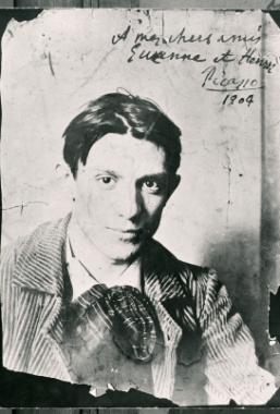 Młody Picasso – 7.12, 15:00