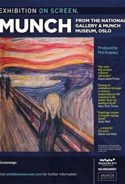 Munch 150  zMunchmuseet iNasjonalgalleriet wOslo – 23.06, godz.15:00