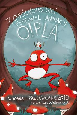 O!Pla. 7. Ogólnopolski Festiwal Animacji – kategoria wczesnoszkolna – 07.04, godz.13:00