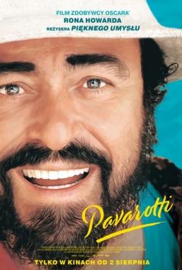 Pavarotti – pokaz przedpremierowe 27 i28.07