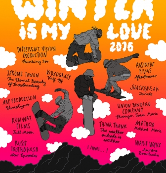 Winter is my love 2016 – 14.10 20:00