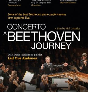 Podróż przez koncerty fortepianowe Beethovena –  11.01, godz.15:15