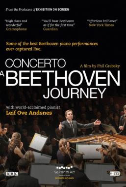 Podróż przezkoncerty fortepianowe Beethovena –  11.01, godz.15:15