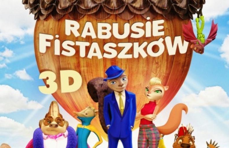 Rabusie fistaszków- od6.11