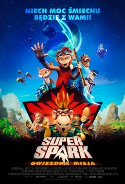 Super Spark. Gwiezdna misja – od1.09