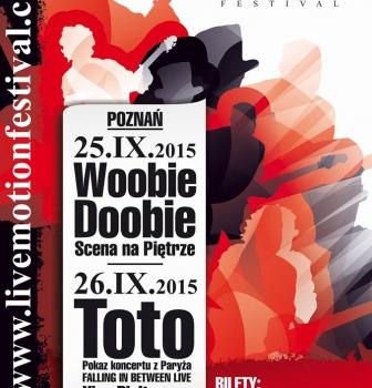 Livemotion Festival – Toto – koncert wkinie Rialto